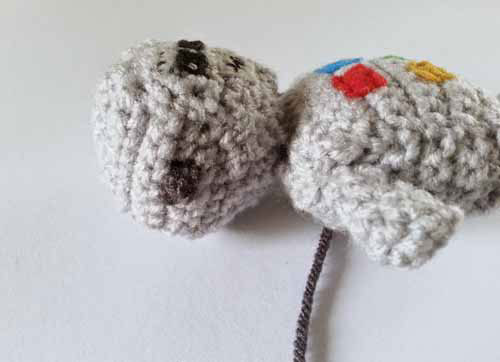 Free Amigurumi Robot Pattern : Crochet Robot Pattern and Tutorial - Create in the Chaos