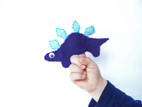 kids-felt-dinosaur-craft