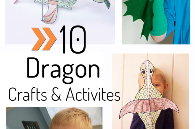 Dragon Craft Roundup