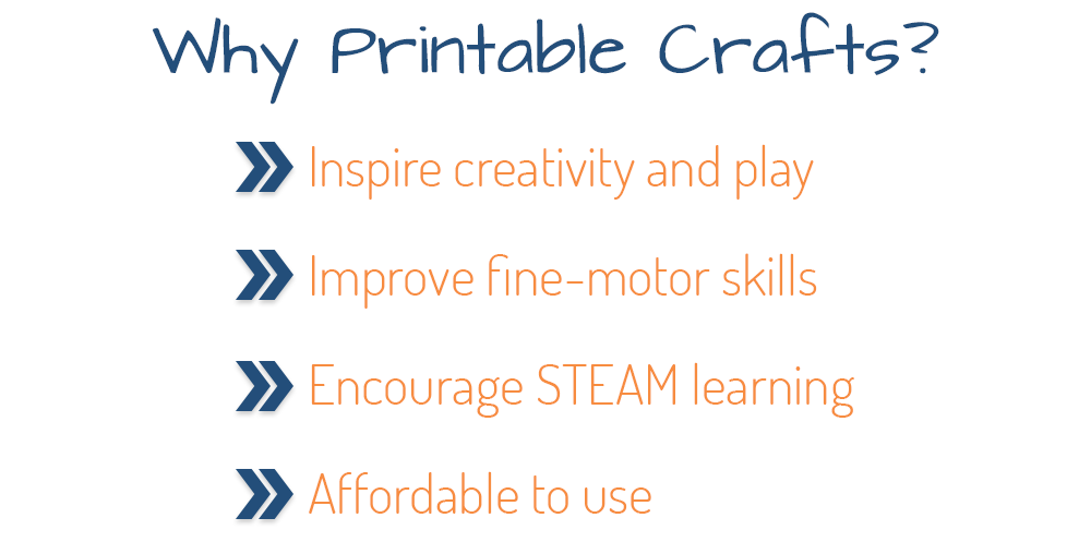 Why You Should Use Printable Crafts