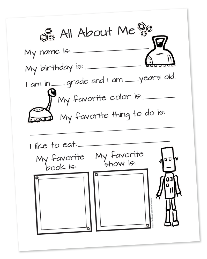 back to school printable create in the chaos