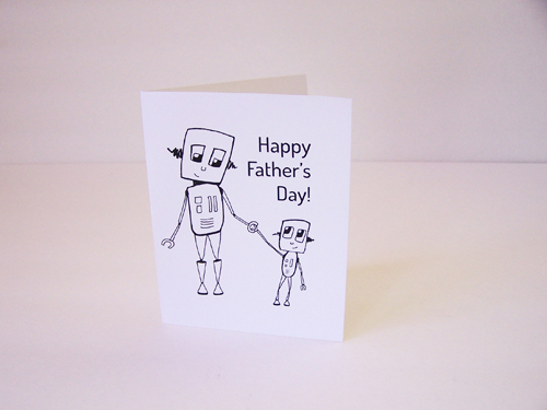 robot-fathers-day-card