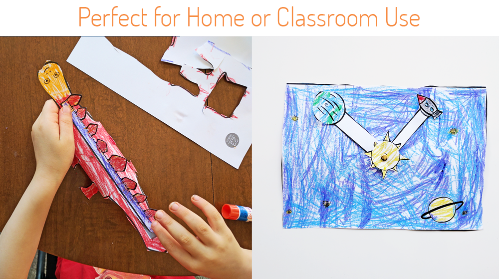 Crafts for the Home or Classroom