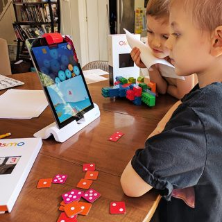 An honest review of the Osmo system for the ipad