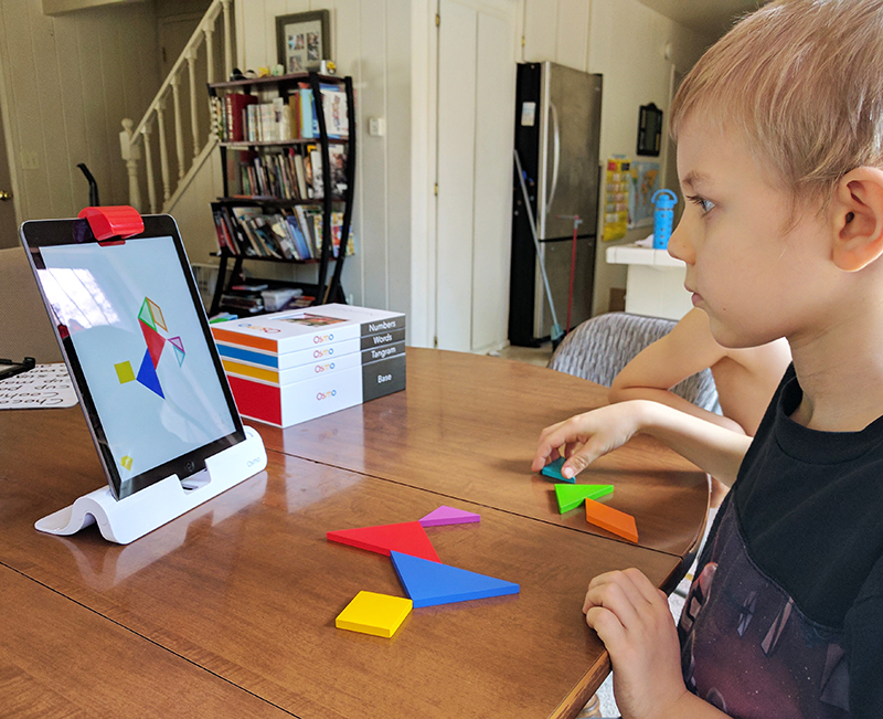 An honest review of the Osmo ipad games for kids