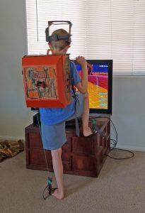Nintendo Labo robot kit review - Nintendo Switch